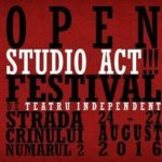 open studio act logo